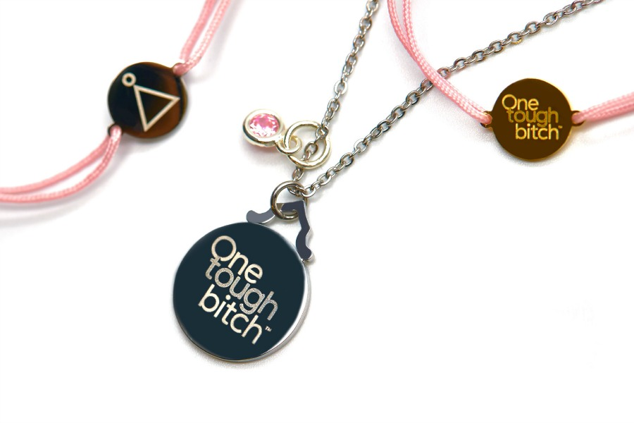 Breast Cancer Awareness Month: A new jewelry line empowering women with just three words.