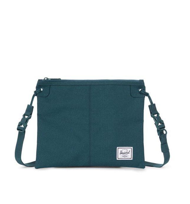 The Herschel Supply Alder Mini Crossbody Bag makes the trend just a little sportier