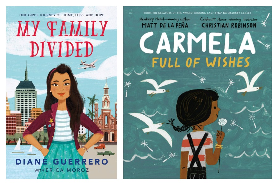 14 magnificent children's and YA books for Hispanic Heritage Month