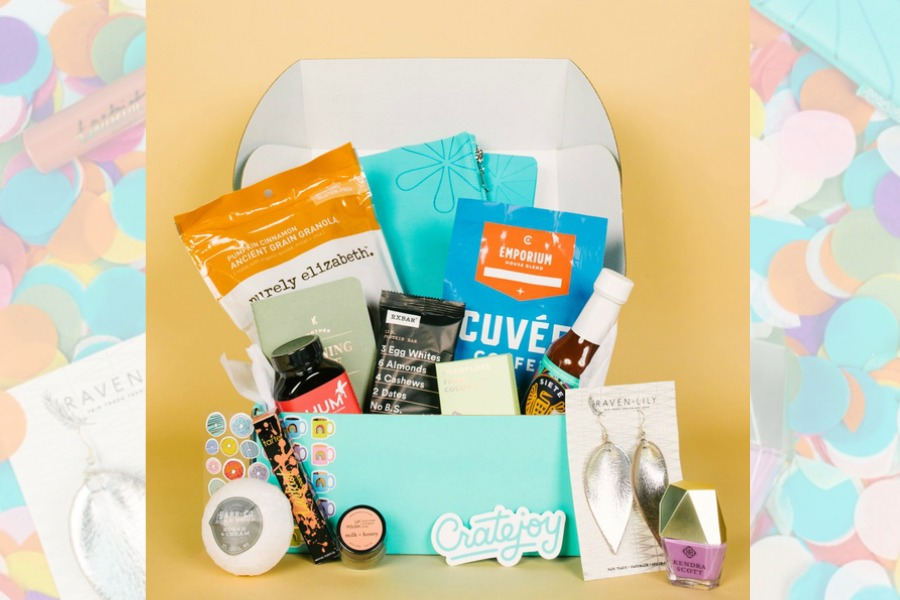 Hurry! This limited edition Cratejoy gift box is giving 100% to an extraordinary organization