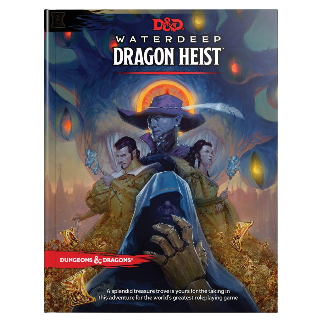 D&D: Recommended by digital health experts for getting kids offline, building imagination, and giving them opportunities to be their own heroes