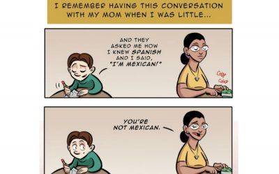 The simple difference between Latino and Hispanic, in one clever cartoon