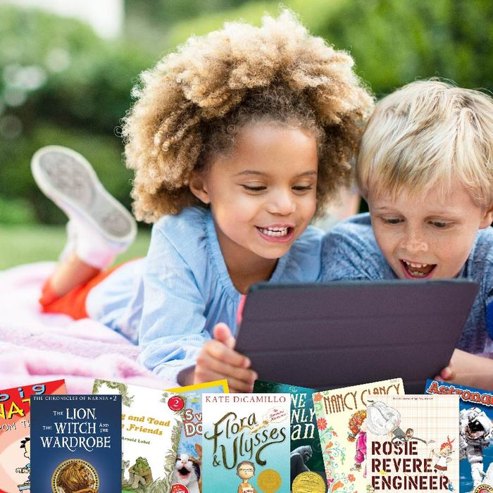 Epic! is an amazing digital library subscription for kids used by more and more schools today to get kids reading | sponsor