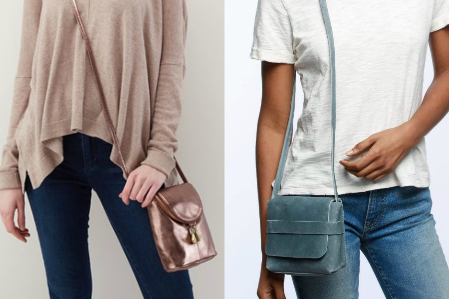 Trend alert: 7 favorite mini crossbody handbags that prove less is more
