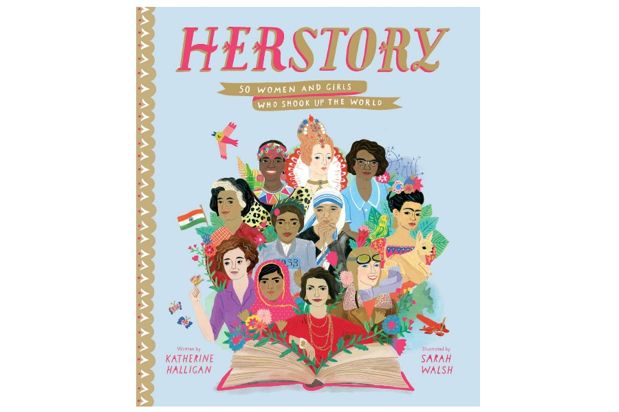 Herstory is required reading for girls who want to change the world