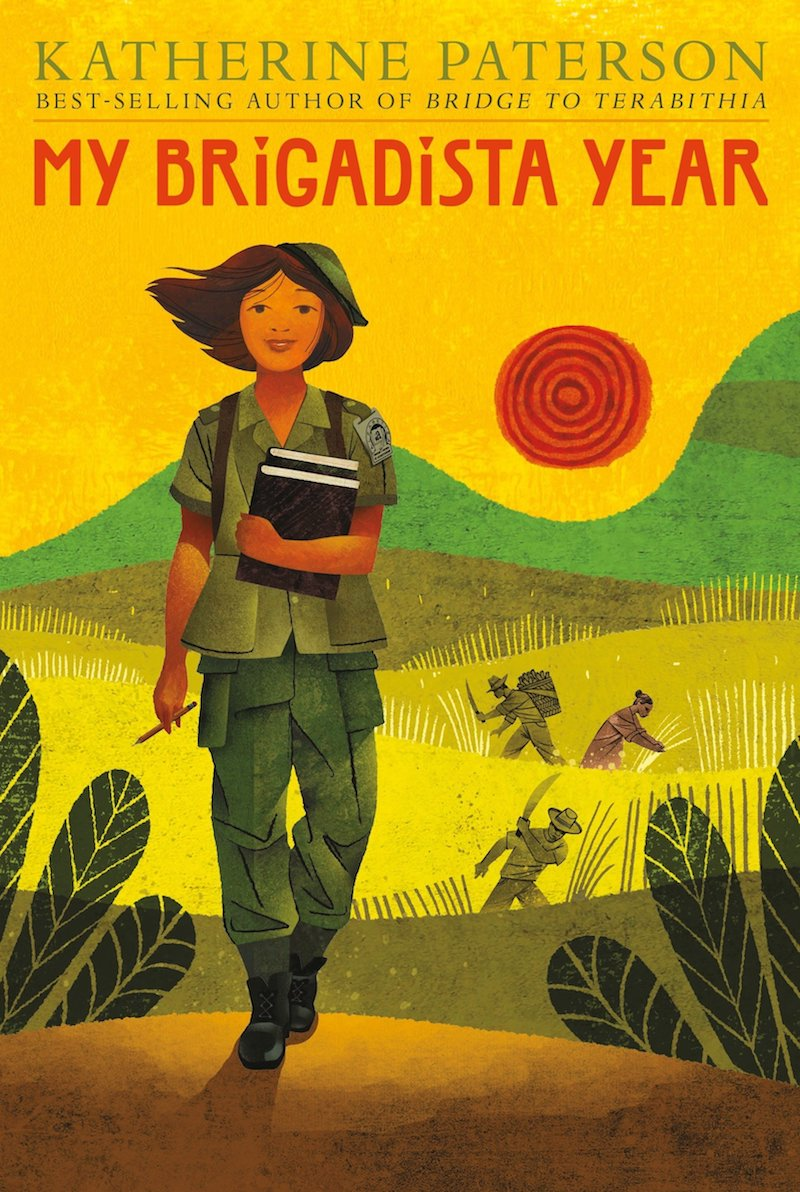 Hispanic Heritage Month books: My Brigadista Year by Katherine Paterson