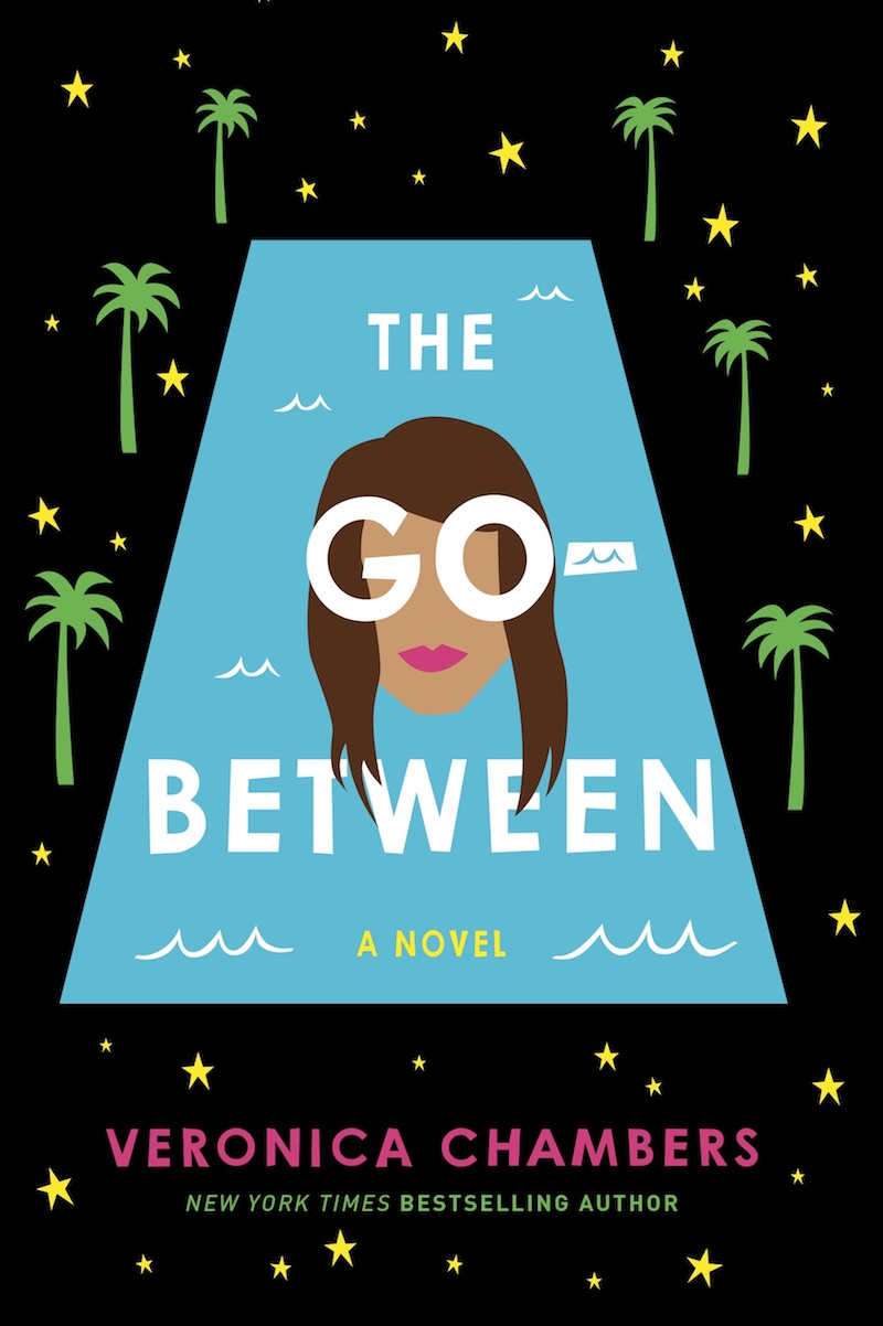 Hispanic Heritage Month books: The Go-Between by Veronica Chambers