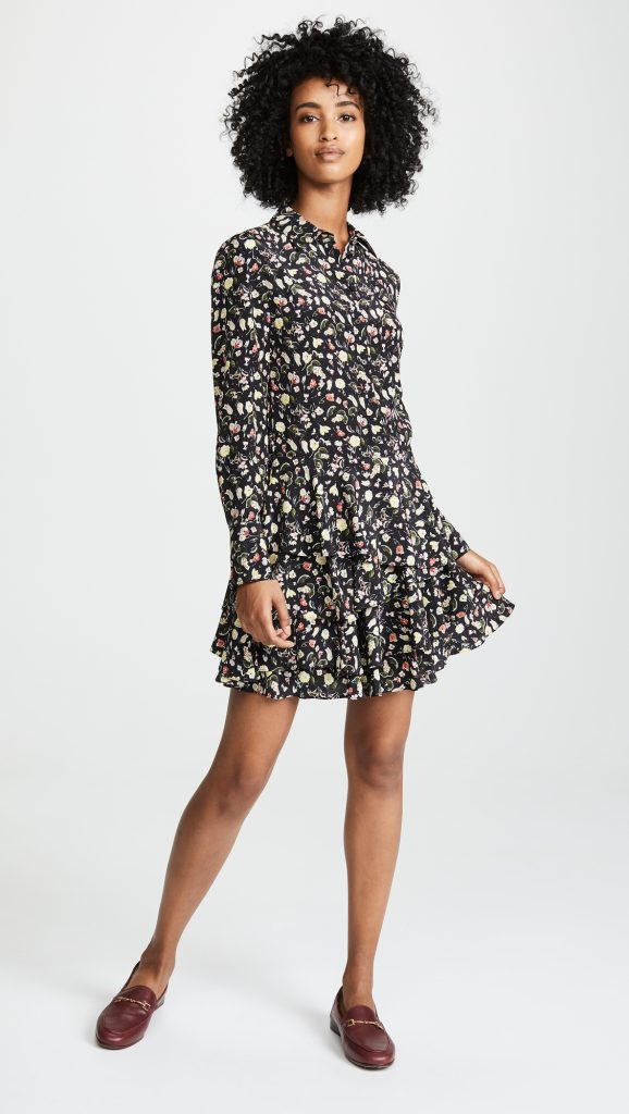 floral dresses for fall: Jason Wu Painterly Floral Dress
