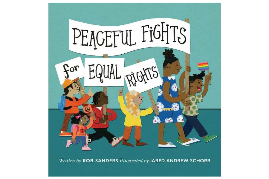 The new book about peaceful protest and activism that every kid should be reading right now.