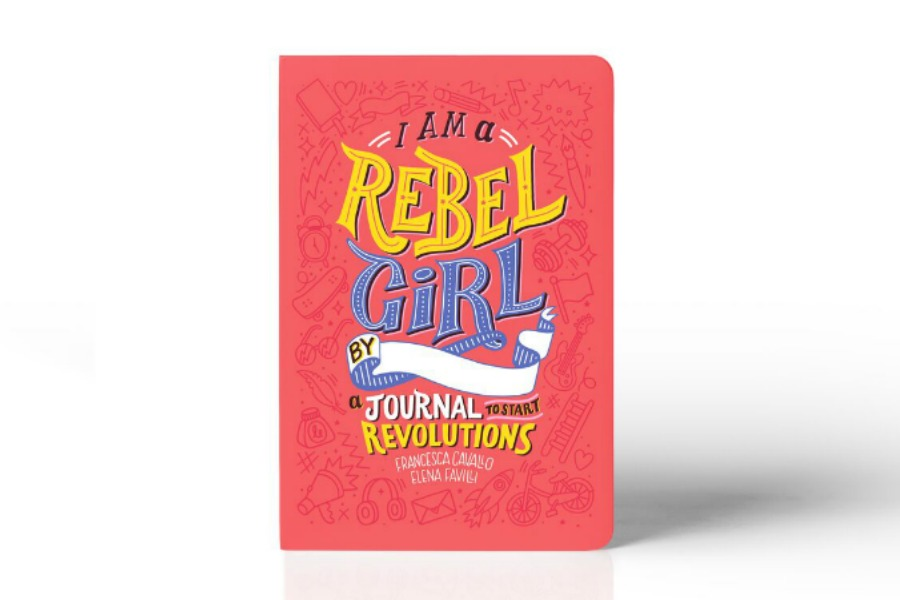 Cool gifts for tween girls: Rebel Girls Journal