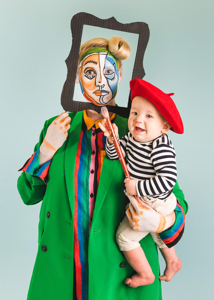13 Of The Absolute Coolest Family Halloween Costume Ideas