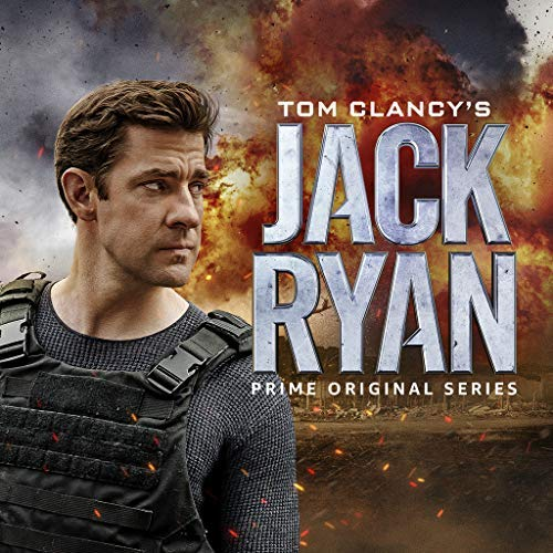 Tom Clancy's Jack Ryan: Highly recommend for parent-time binge watching!