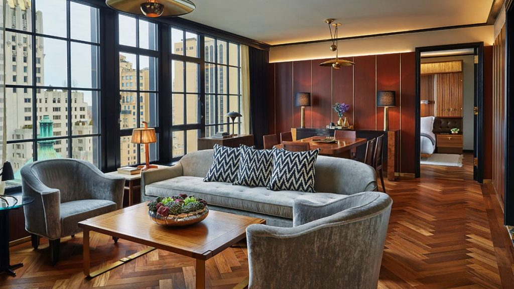 5 swanky hotel suites you could win: Viceroy Penthouse Suite | Sponsored
