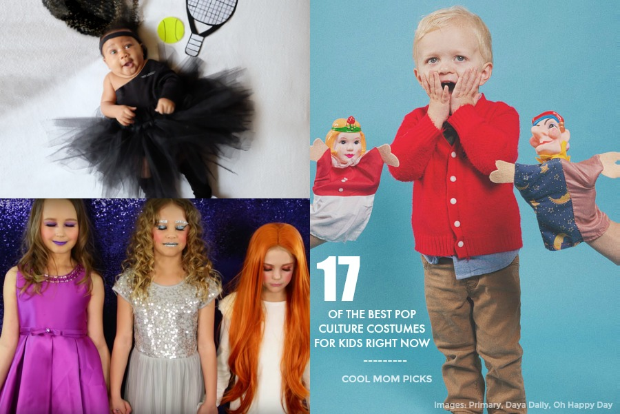 17 of the best pop culture Halloween costume ideas for kids right now, from Meghan and Harry to Serena to Riverdale