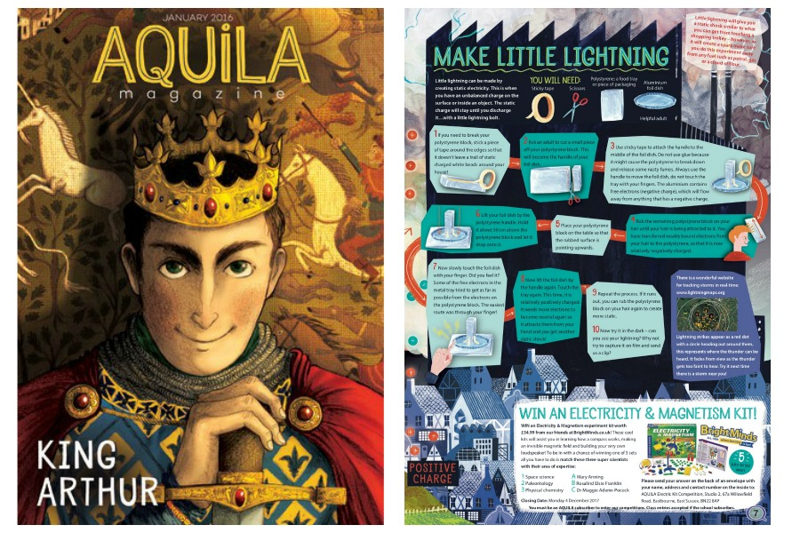 This hip, indie kids' magazine subscription is a fabulous gift for curious tweens