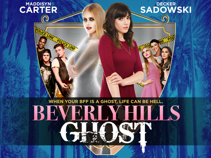 Beverly Hills Ghost: PG-rated family fun for Halloween or any time, now streaming free on Amazon Prime (sponsor)