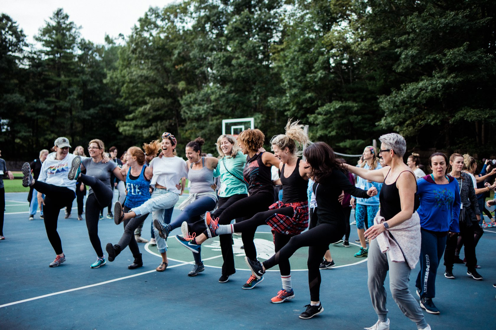 Campowerment is a summer-camp like retreat for women | Cool Mom Picks