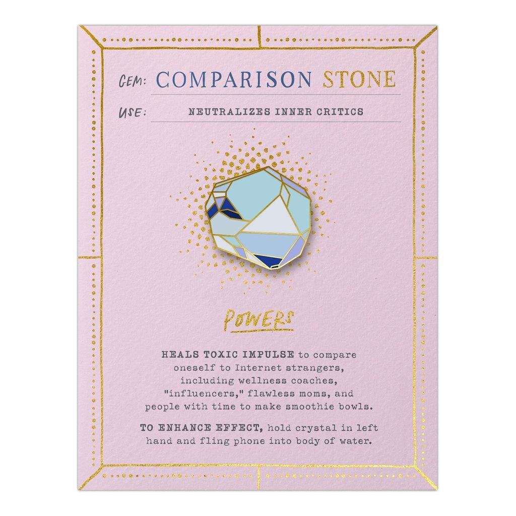 Emily McDowell fantasy stones | Comparison Stone
