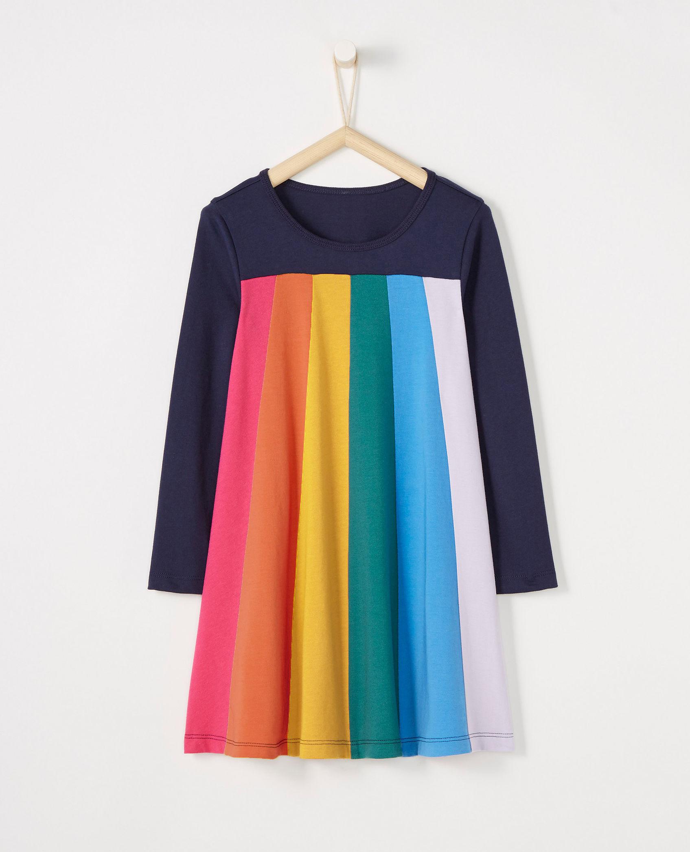 Huge Hanna Andersson kids sale: Rainbow dress