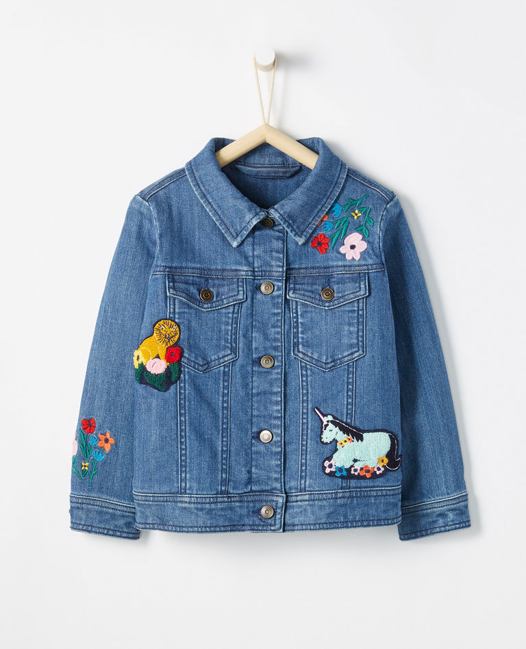 Huge Hanna Andersson kids sale: Denim jacket