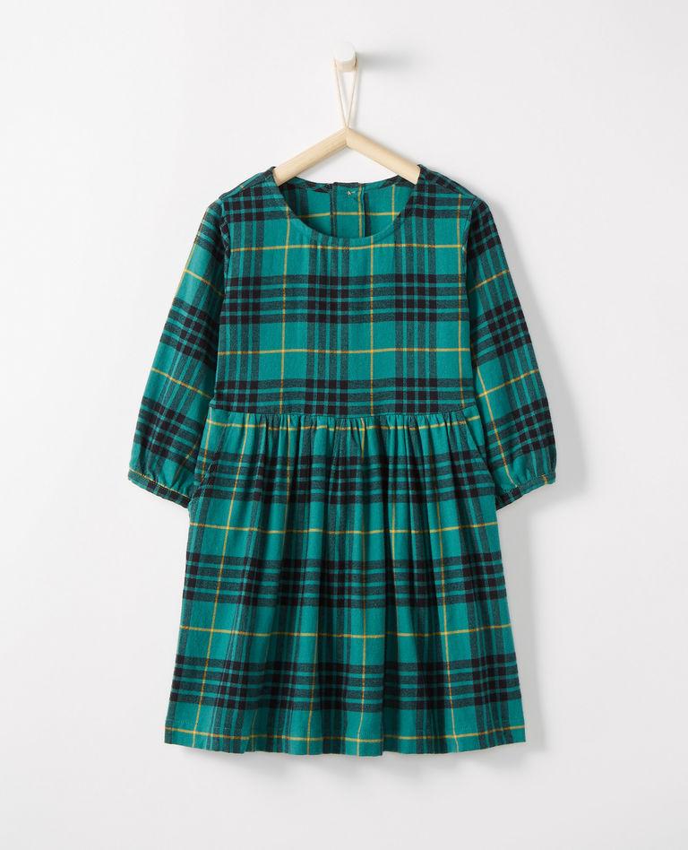 Huge Hanna Andersson kids sale: Flannel dresses