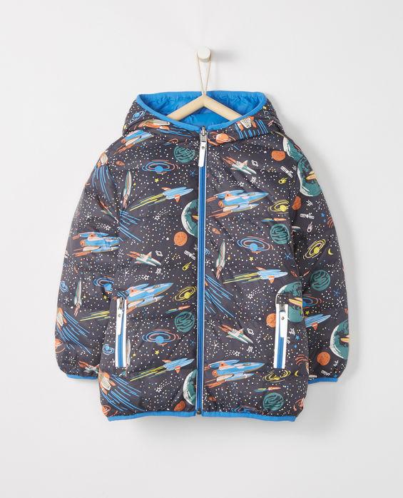 Huge Hanna Andersson kids sale: Reversible down jacket