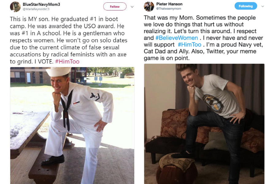 How one mom's viral #himtoo post led to the #metoo ending no one expected