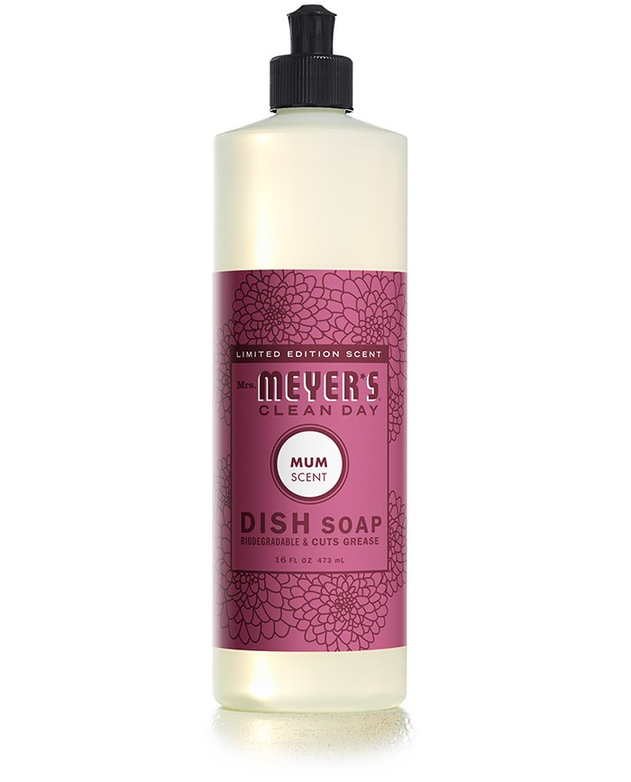 Mrs. Meyers' new limited-edition fall scents, including Mum