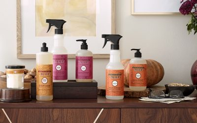 New limited-edition Mrs. Meyer's scents for fall! Here's where to find them.