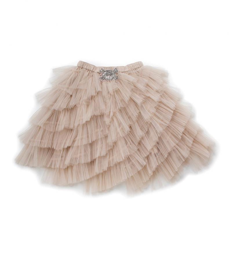 Tutu du Monde x Nununu layered pink tutu skirt