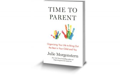 Time to Parent: A non-judgy book helping you find more time to be the best parent you can be.