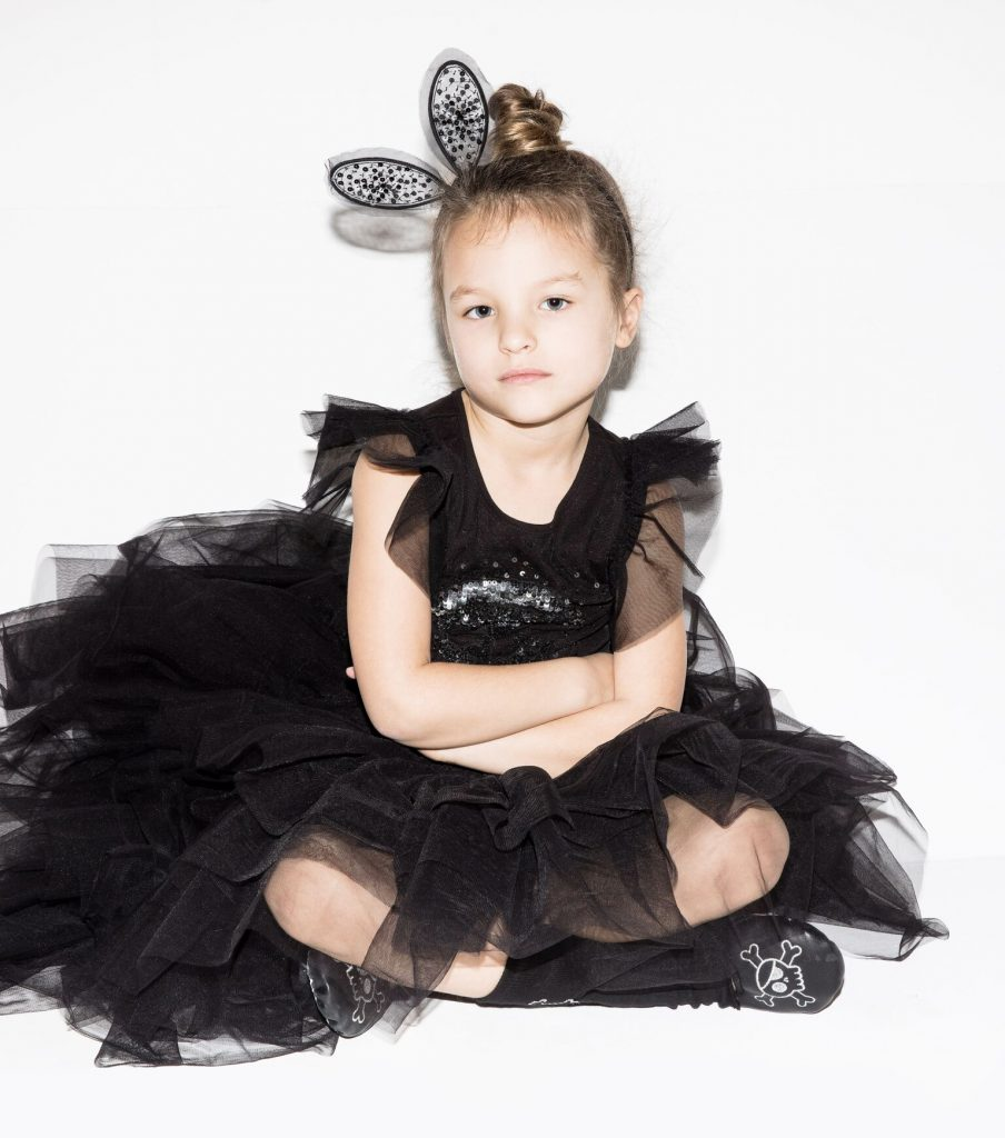 Tutu du Monde x Nununu collab -- for Halloween, holiday and dress-up. Or you know, everyday