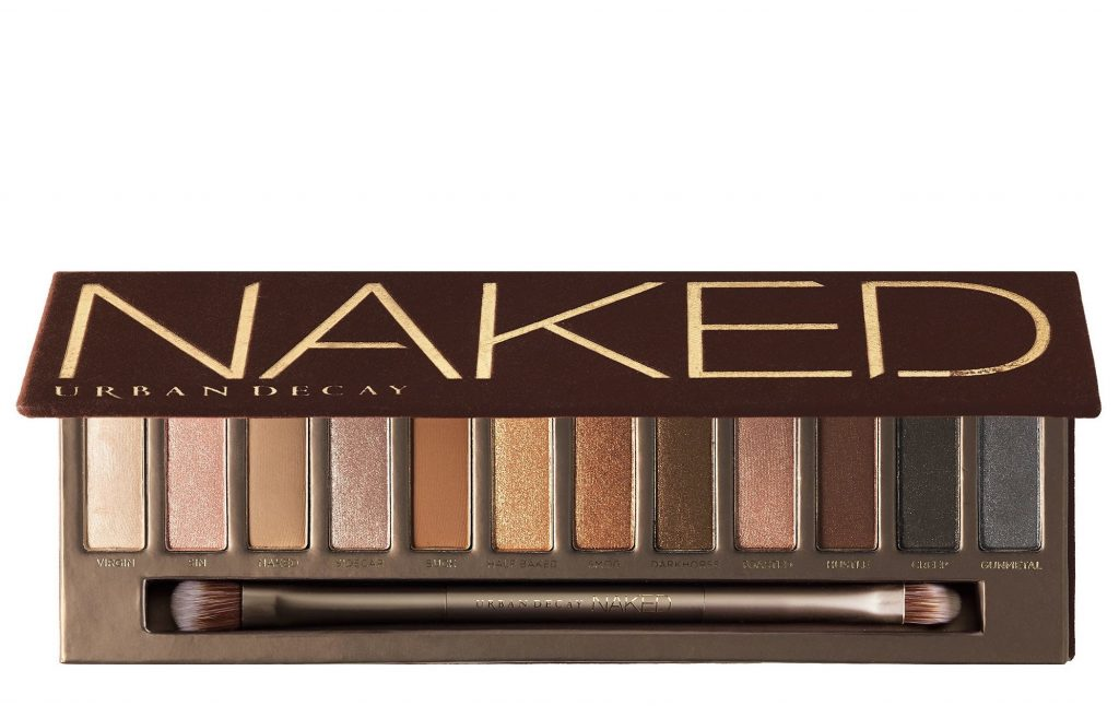 Urban Decay Naked Eye Shadow Palette on sale at Sephora