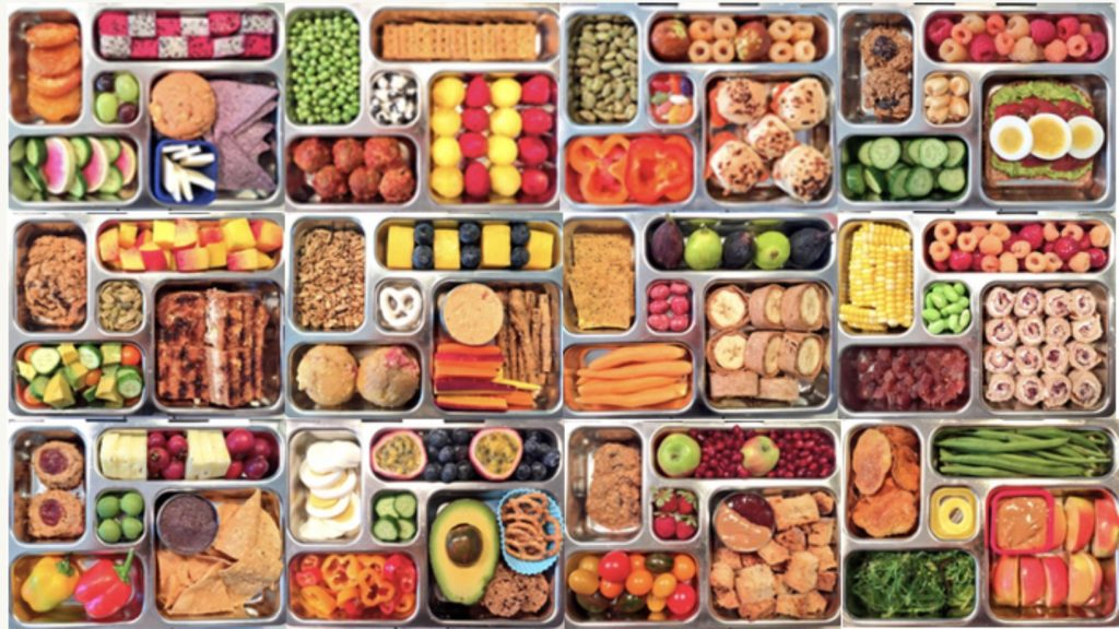 Weelicious school lunch inspiration: Bentos can be easy and fun!