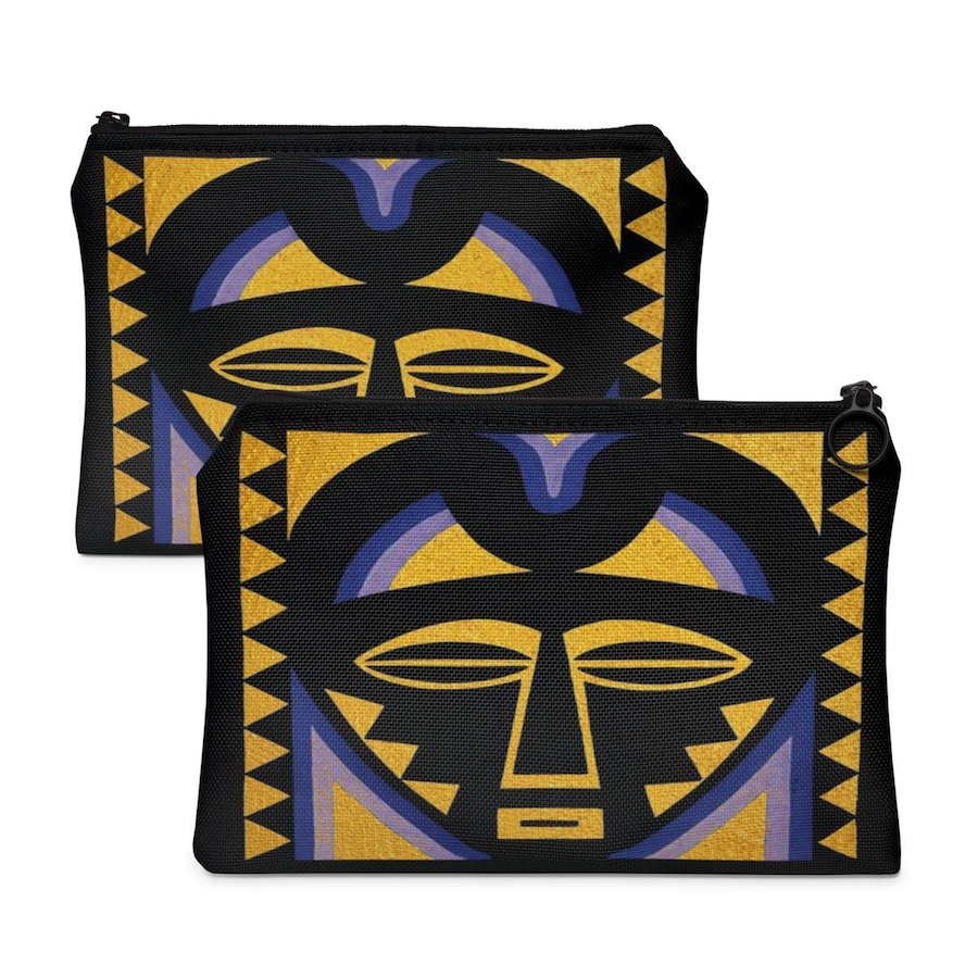 Cool affordable gifts under $15: 1920s design African pouch