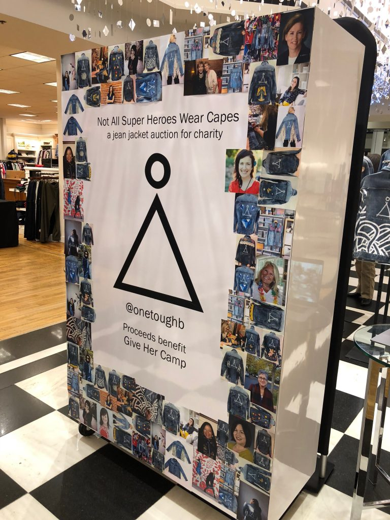 One Tough Bitch event at Bloomingdales