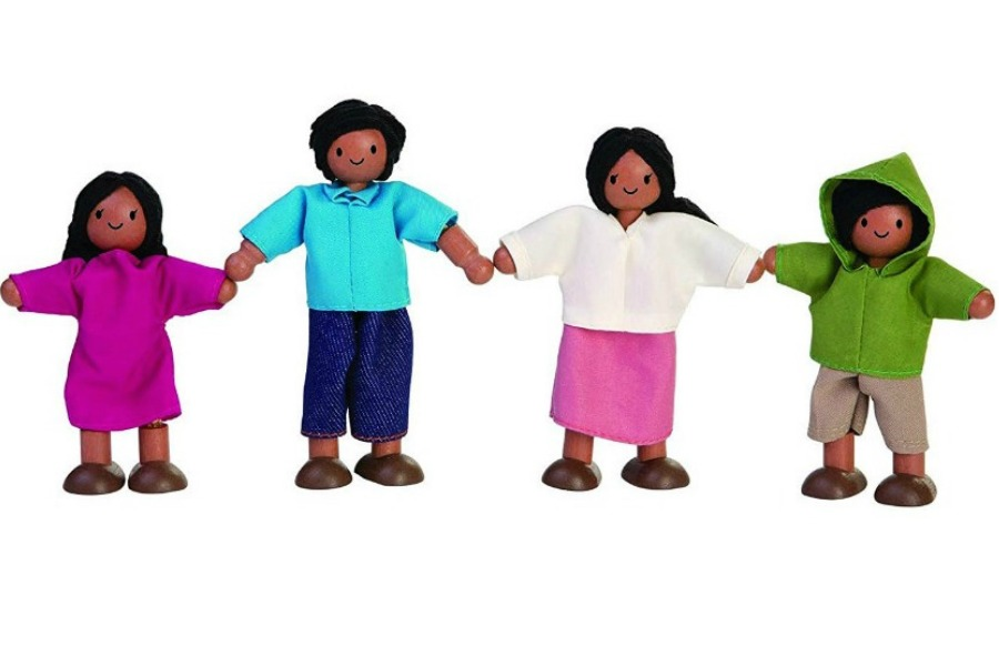 Diverse Dollhouse Dolls for kids | Plan Toys