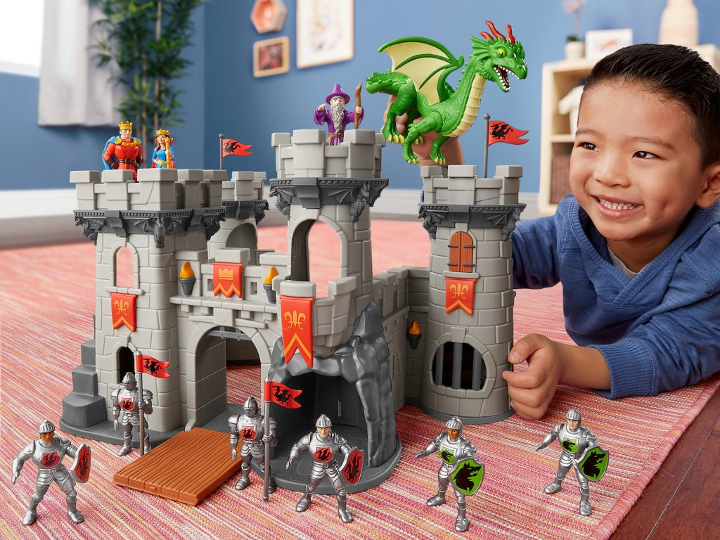 Learning toys for the holidays at Lakeshore Learning: The Royal Kingdom Adventure Castle inspires imaginary play and social-emotional intelligence (sponsor)
