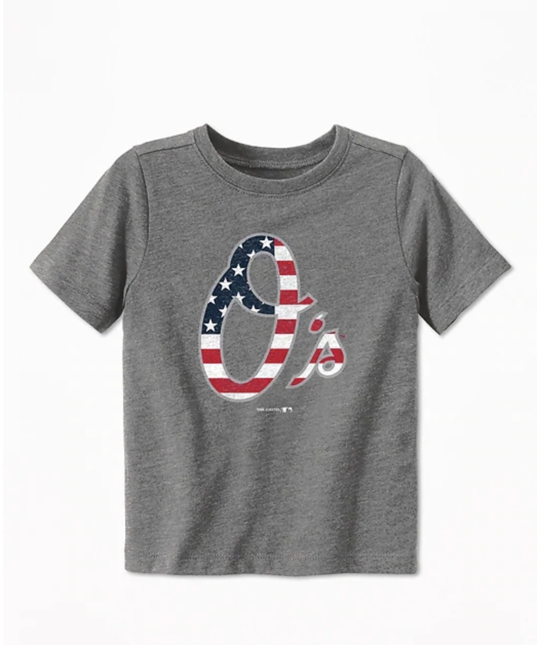 Cool gifts for kids under $15: Americana MLB t-shirt in choice of teams