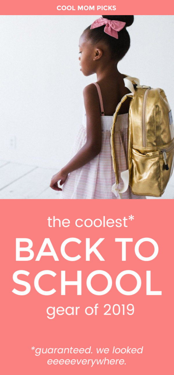 The Cool Mom Picks back to school shopping guide 2019