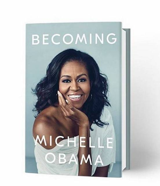 Cool affordable gifts under $15: Becoming Michelle Obama