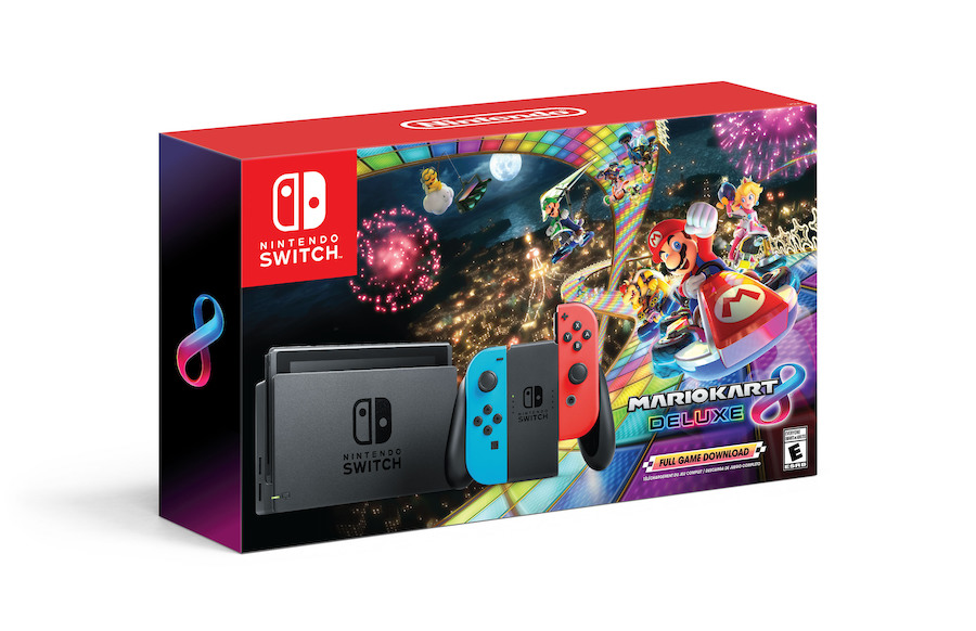 Black Friday deals: Nintendo Switch bundles give you a game for free!