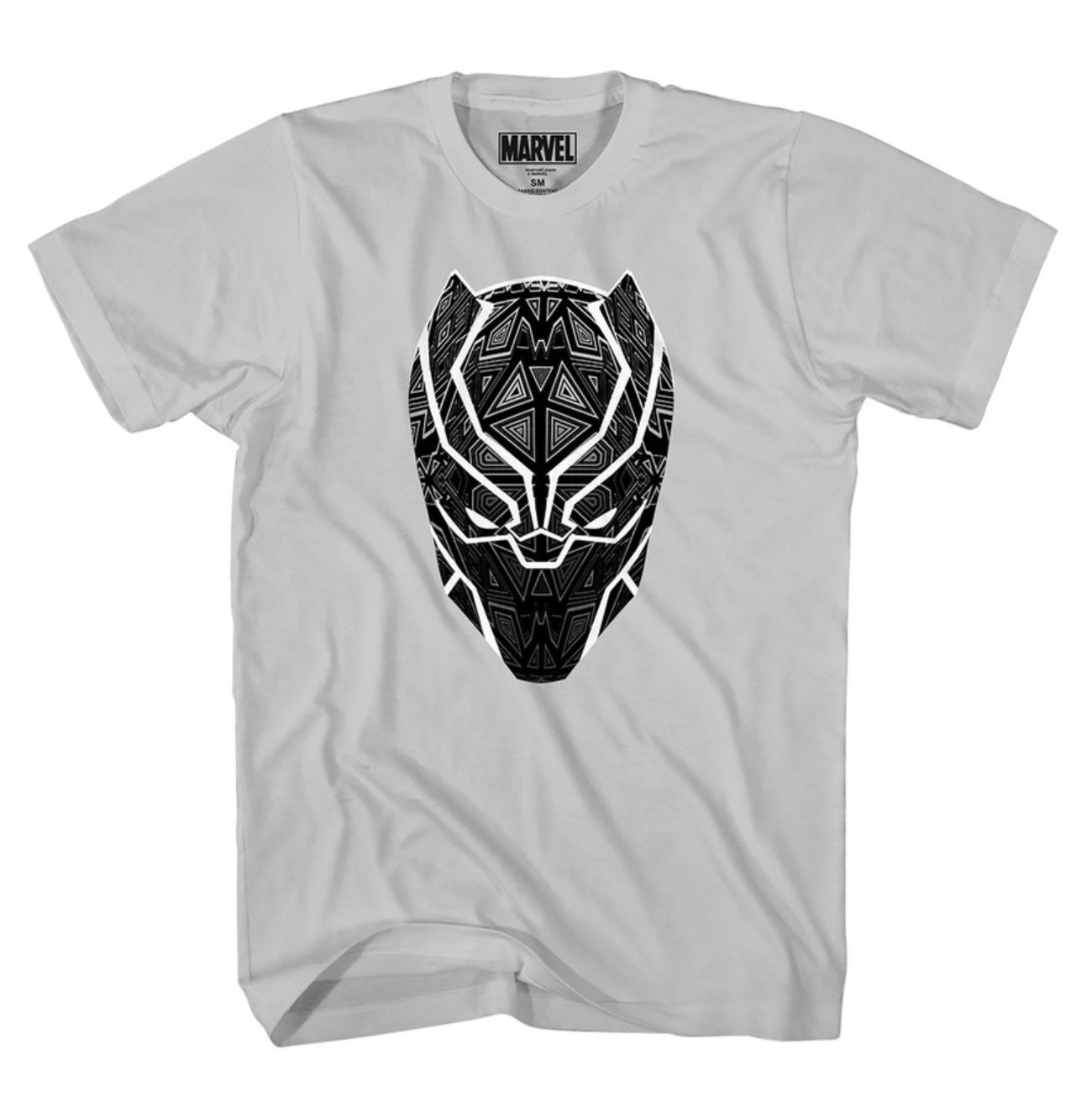 Cool kids' gifts under $15:  Marvel Black Panther tee