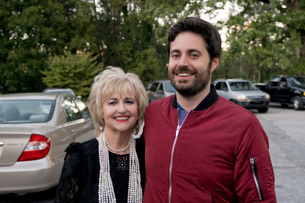 Martha and Garrard Conley: The real life mother and son depicted in the film Boy Erased