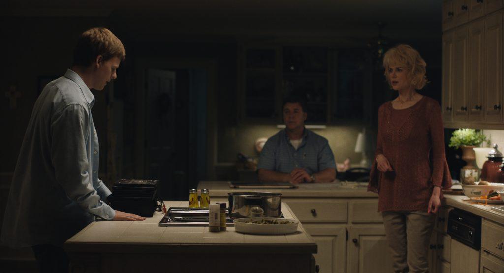 Boy Erased review starring Lucas Hedges, Nicole Kidman, Russel Crowe