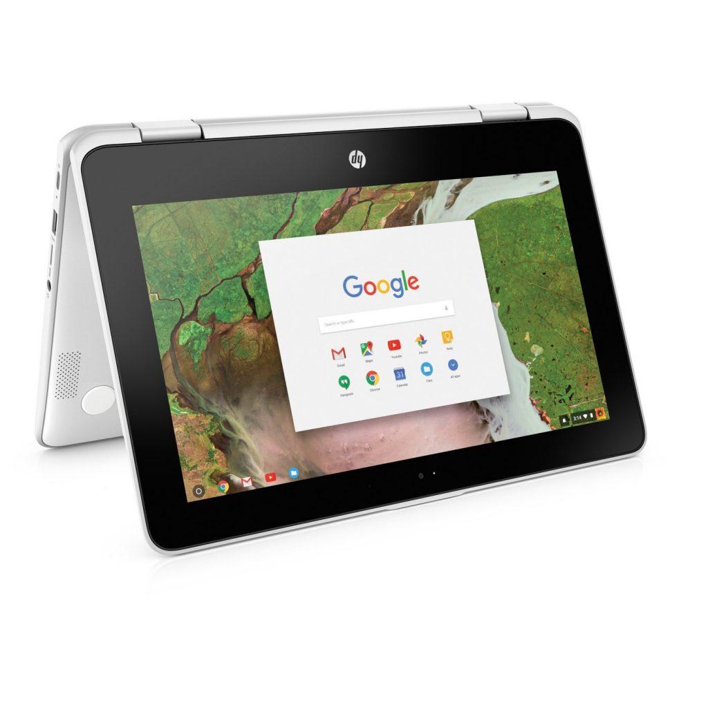 HPX360 Convertible Touchscreen Chromebook