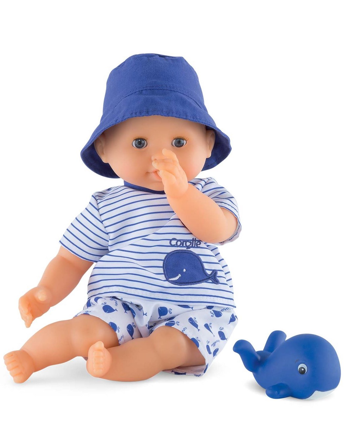 Boy Doll By Corolle