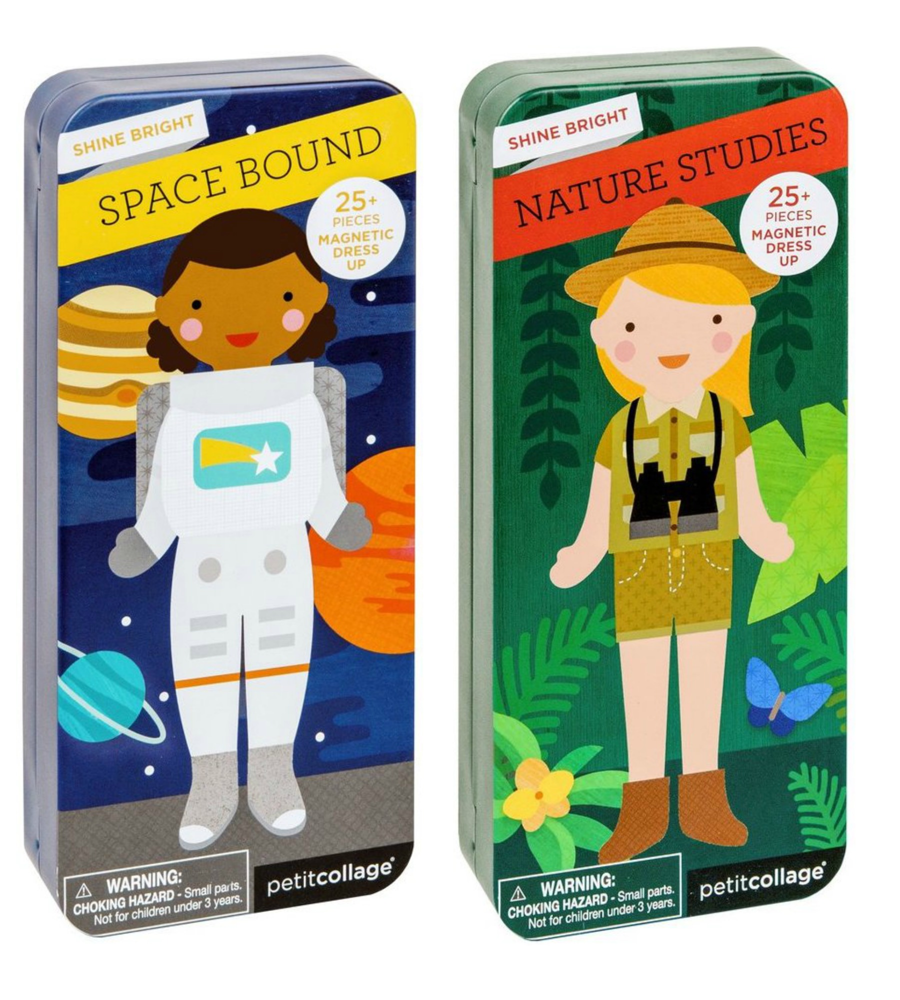 Magnetic Play Sets From Petit Collage