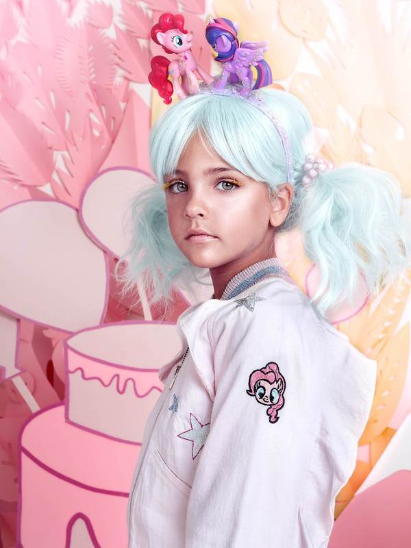 My Little Pony bomber jacket | The Coolest Birthday Gifts for 4 year olds