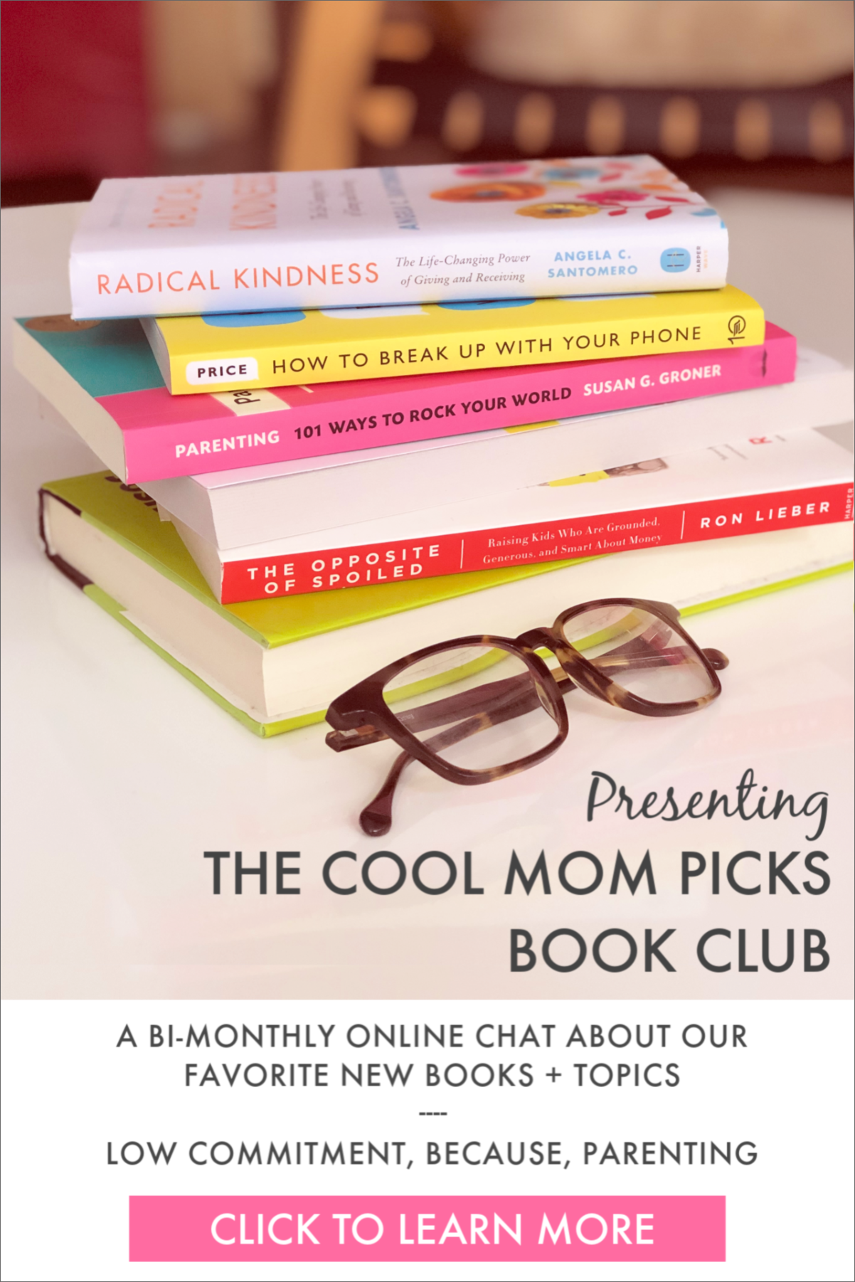 The Cool Mom Picks Book Club